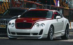 Roman's Bentley