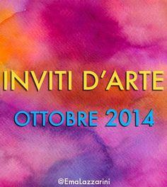 Inviti d'arte: ottobre 2014 @maggiomusicale