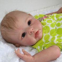 Reborn Baby Girl ♥ Krista by Linda Murray ♥ New Release