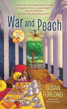 The author of Rest in Peach serves up another bite of Southern charm in the latest Georgia Peach mystery.