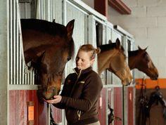 #VWTSuiteAccess The equestrian centre at Coworth Park