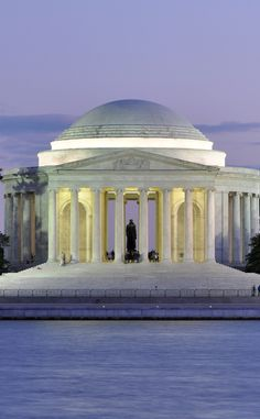 Thomas Jefferson Memorial | Travel | Vacation Ideas | Road Trip | Places to Visit | Washington | DC | Nature Reserve | Other Historical | Monument | Historic Site | Architectural Site | Tourist Attraction | Children's Attraction
