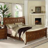 Found it at Wayfair - Riverside Furniture Craftsman Home Slat Bedroom Collection