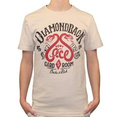 Lucky Brand Jeans Diamondback Casino T-Shirt « Impulse Clothes