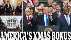 EVERY AT&T WORKER GETS $1,000 BONUS AFTER GOP TAX BILL PASSES - SAME WITH WELLS FARGO, BOEING, COMCAST...THANKS TO TRUMP'S GOOD TIMES!