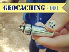 Make Your Family Outings Even More Exciting by Geocaching - what is it, and tips on how to get started.
