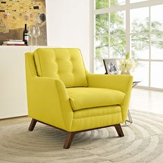 Beguile Arm Chair - Modern Wow