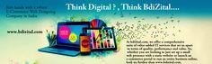 E-Commerce web designing company in India