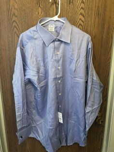 NWT Brooks Brothers Traditional Fit Pink Dress Shirt 16 1//2-35