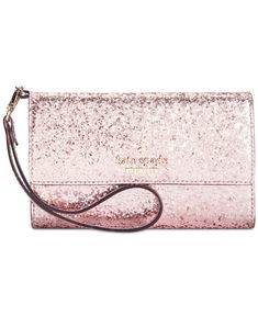 kate spade new york Glitterbug iPhone 6 Wristlet - Handbags & Accessories - Macy's