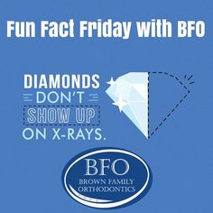 IS YOUR DIAMOND real? Try taking an x-ray! Due to their radiolucent molecular structures, real diamonds don't appear in x-ray images!