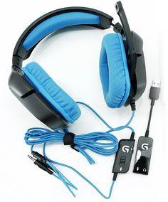 Micro-Casque PS4 #casque #gamer #gaming #logitech #G430