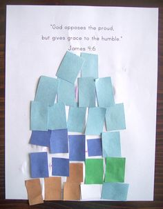 Bible lesson ideas for preschoolers