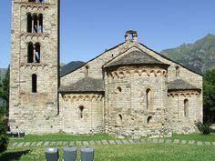 Iglesia de San Clemente de Tahull (S XII)