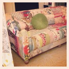 Kelly Rea Roberts couch!