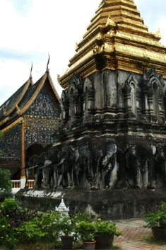 Wat Chiang Man | Chiang Mai | Thailand Temples | Things To Do | Travel | Vacation | Backpacking | Temple | City | Photography | Asia | Buddhists | Buddha | Beautiful | Culture | Trips | Bucket List | Posts | Destinations #asiadestinations #traveldestinationsbucketlists