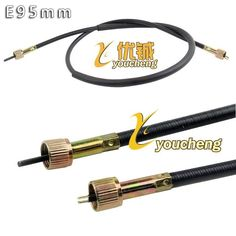 Moped counter Chinese Scooter Speedometer Cable Moped Motorcycle Parts Electric Scooter Cable LCX-E Drop Shipping