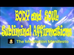 Healing Body and Mind Meditation Music, Subliminal Affirmations, Relaxing Sleep Music, Isochronic Meditation Music, Guided Meditation, Meditation Sounds, Healing Meditation, Goal Quotes, Quotes To Live By, Daily Health Tips, Music Heals, Strong Body