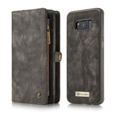 (11.77$)  Buy here  - CaseMe 008 Multi-functional Wallet Phone Case Card-slot Protective Cover for 5.8 Inches Samsung Galaxy S8 Eco-friendly Stylish Portable Anti-scratch Anti-dust Durable