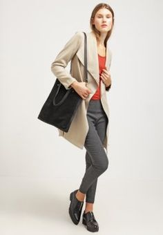 New Look - Classic coat - oatmeal