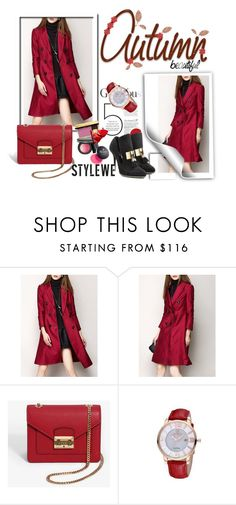 """""""STYLEWE outerwear for autumn"""" by autumn-soul ❤ liked on Polyvore featuring Balmain and stylewe"""