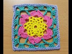 Crochet Heklanje plus : Moj rad 46 Crochet Granny, Crochet Motif, Granny Square Tutorial, Diy And Crafts, Crochet Earrings, Blanket, Pillows, Blog, Handmade