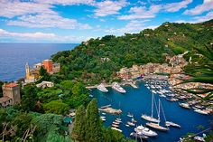 extremelywonderfulplaces:  Portofino, Italy