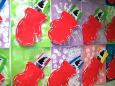 réalisations des enfants - album: La moufle - Galerie - Forums-enseignants-du-primaire