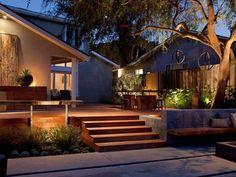 fabriquer un escalier bois plan-decoration-terrasse