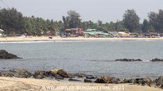 Patnem Beach, Goa, Intia, 2015