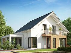 Unser EVOLUTION 143 V14.  #Haus #Fertighaus #Hausbau #Design #Architektur #Einfamilienhaus #House #BienZenker