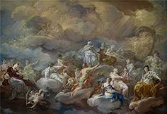 'Giaquinto Corrado San Lorenzo En La Gloria 1755 56 ' Oil Painting, 24 X 35 Inch / 61 X 88 Cm ,printed On Perfect Effect Canvas ,this Imitations Art DecorativePrints On Canvas Is Perfectly Suitalbe For Kitchen Decor And Home Artwork And Gifts *** Check this awesome product by going to the link at the image.