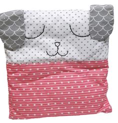 Crib Bumper BabyPillow Animal Pillows Dog Pillow Animal Pillows, Cribs, Diaper Bag, Dog, Trending Outfits, Handmade Gifts, Baby, Animals, Home Decor