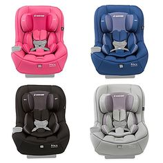 Change the look of your Maxi-Cosi Pria 70 Car Seat (sold separately) with a Car Seat Pad Fashion Kit. The moisture wicking fabric keeps your baby comfy and dry during car rides, and it can be unsnapped over the frame for washing and reattached with ease.