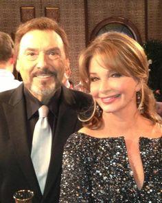 #DAYS at the #Emmys! Photo via Deidre Hall