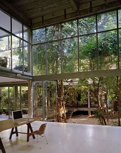 Can you imagine working here everyday?! Amazing. Thailand studio by Fernlund + Logan via Adventures In Space