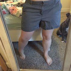 "Merona Grey Shorts 5"" inseam Merona shorts in grey! Merona Shorts"