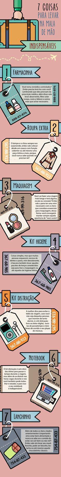 #SevenList #CabideColorido #Infográfico #Infographic #Desenho #Ilustração…