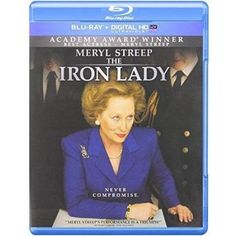 The Iron Lady: An elderly Margaret Thatcher talks to the imagined presence of her recently deceased husband as she struggles to come to terms with his death while scenes from her past life, from girlhood to British prime minister, intervene. Academy Award Winners, Oscar Winners, Meryl Streep, Anthony Head, The Iron Lady, Fox Home, Margaret Thatcher, Blu Ray Movies, British Prime Ministers
