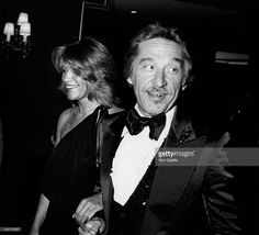 Doc Severinsen and wife attend Friar's Club Entertainer of the Year Awards Honoring Johnny Carson on May 1979 at the Waldorf Hotel in New York City. Get premium, high resolution news photos at Getty Images Doc Severinsen, Entertainer Of The Year, Johnny Carson, Stars Then And Now, Classic Tv, Trumpet, My Music, New York City, Musicians