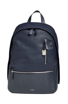 Skagen 'Kroyer 2.0' Coated Canvas Backpack available at #Nordstrom