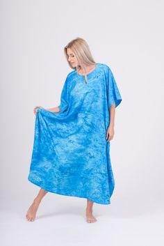 ΚΑΦΤΑΝΙ MMF SILK TOUCH Silk Touch, Kaftan, Cover Up, Dresses, Fashion, Vestidos, Moda, Fashion Styles, Caftans