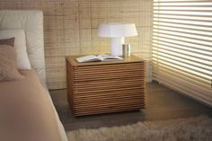 Sophisticated And Modern Nightstands With A Scandinavian Feel
