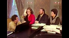 How to Sing Bel Canto: Sutherland, Pavarotti and Horne (1981)
