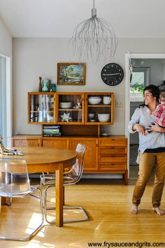 Amy Peterson Organic Modern Beautiful Attainable House Tour from FrySauceandGrits.com