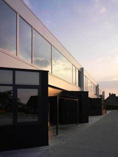 Vanhaerents Property Developer Office Building by Buro II