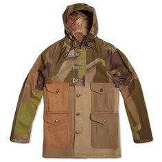 Nigel Cabourn Crazy Cameraman Jacket (Crazy)