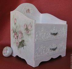 комод, комодик, мини комод, мини комодик, комодик купить, комодик для украшений, комодик для бижутерии, пыльная роза, розовый, подарок, подарок женщи