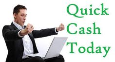 Quick loans today provides you with the option of raising instant cash funds to aid solve any sudden financial difficulties.