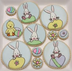 galletas  para Pascua